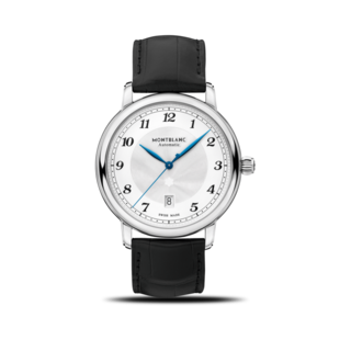 Montblanc Herrenuhr Star Legacy Automatic Date 42mm 116511