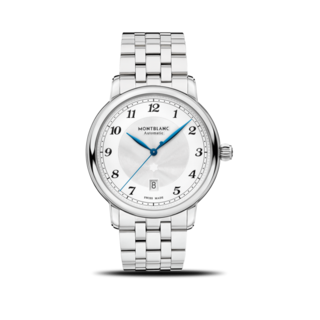 Montblanc Herrenuhr Star Legacy Automatic Date 42mm 117324