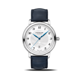 Montblanc Herrenuhr Star Legacy Automatic Date 42mm 117575