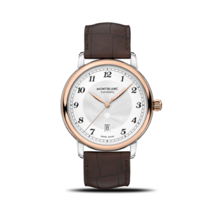 Montblanc Herrenuhr Star Legacy Automatic Date 42mm 117576