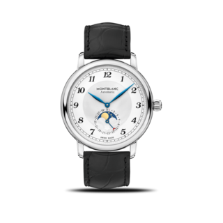Montblanc Herrenuhr Star Legacy Moonphase 42mm 116508