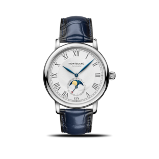 Montblanc Herrenuhr Star Legacy Moonphase 42mm 126079