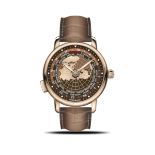 Montblanc Herrenuhr Star Legacy Orbis Terrarum, Limited Edition 126109