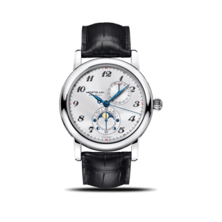 Montblanc Herrenuhr Star Twin Moonphase 110642