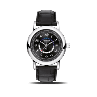 Montblanc Armbanduhr Star World-Time GMT Automatic 106464