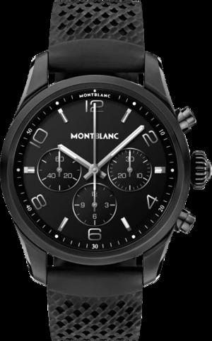 Smartwatch Montblanc Summit 2+ mit Kautschukarmband