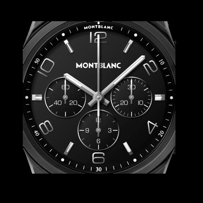Smartwatch Montblanc Summit 2+ mit Kautschukarmband bei Brogle