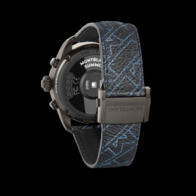 Smartwatch Montblanc Summit 2 mit Kautschukarmband bei Brogle
