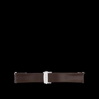 Montblanc Uhren-Armband Summit 2 Kalbslederarmband in Braun 119555