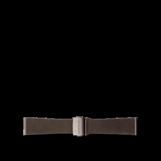 Montblanc Uhren-Armband Summit 2 Milanaise-Armband in Schwarz 119706