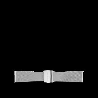 Montblanc Uhren-Armband Summit 2 Milanaise-Armband in Silber 119707