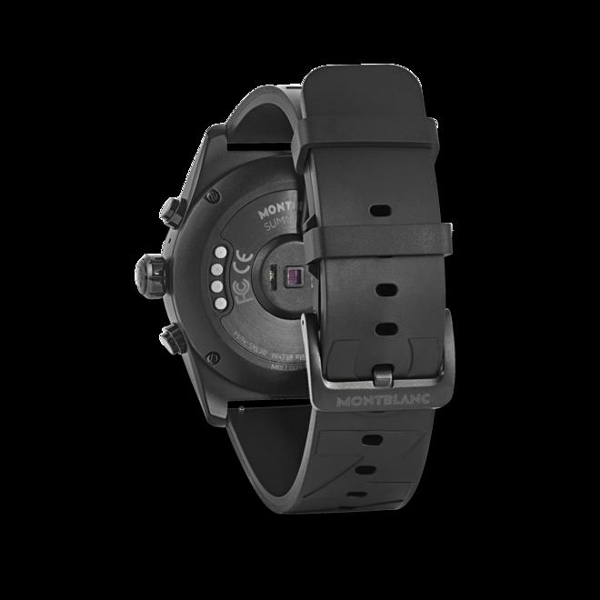 Smartwatch Montblanc Summit Lite Aluminium mit Kautschukarmband bei Brogle