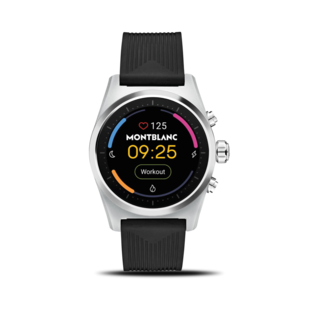 Montblanc Smartwatch Summit Lite Aluminium 128410