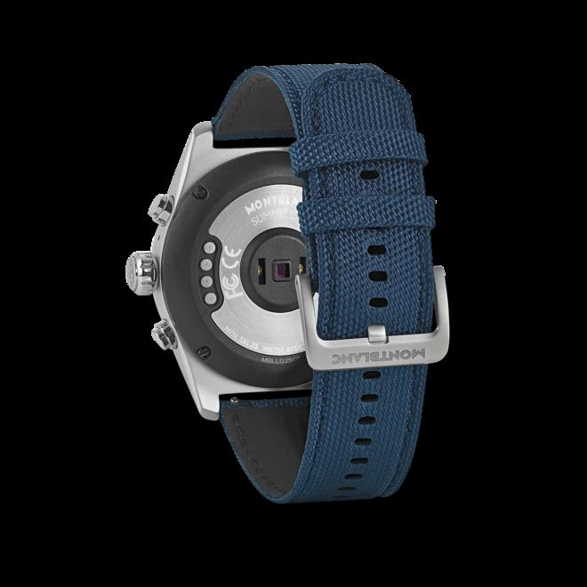 Smartwatch Montblanc Summit Lite Aluminium mit Textilarmband bei Brogle