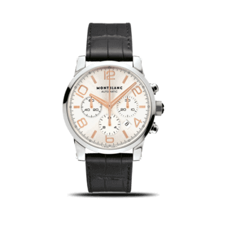Montblanc Herrenuhr Timewalker Chronograph Automatic 101549