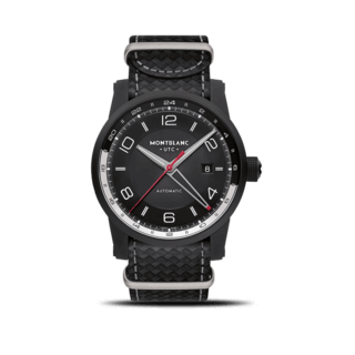 Montblanc Smartwatch Timewalker Urban Speed UTC E-Strap 113828