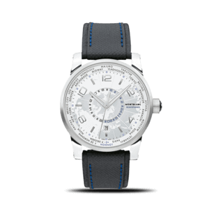 Montblanc Herrenuhr Timewalker World-Time Hemispheres 108955