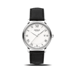 Montblanc Herrenuhr Tradition Date Automatic 112609