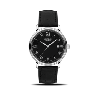 Montblanc Herrenuhr Tradition Date Automatic 116482