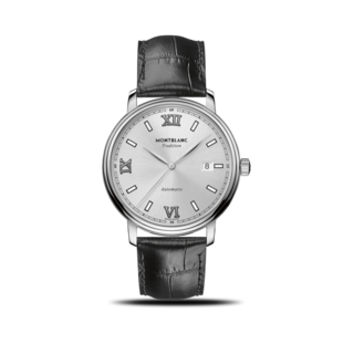 Montblanc Armbanduhr Tradition Date Automatic 127769