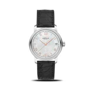 Montblanc Armbanduhr Tradition Date Automatic 32mm 114366