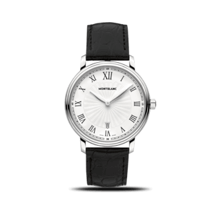 Montblanc Herrenuhr Tradition Date Quartz 112633