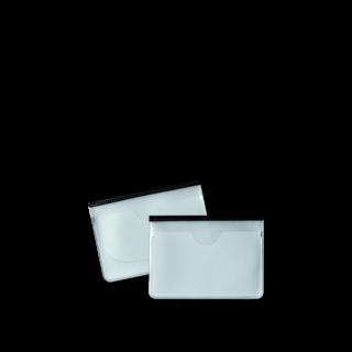 Montblanc Etui für Visitenkarten 2 Kunststoffetuis 6 cc 102063