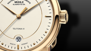 Mühle Glashütte Teutonia IV Lady 33,6mm