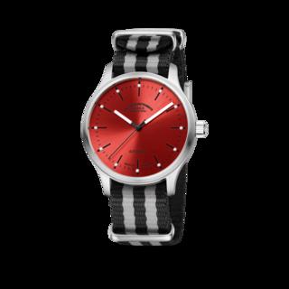 Mühle Glashütte Armbanduhr Panova Rot M1-40-78-NB