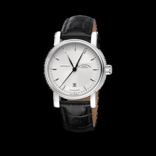 Mühle Glashütte Armbanduhr Teutonia II Chronometer M1-30-45-LB