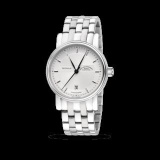 Mühle Glashütte Armbanduhr Teutonia II Chronometer M1-30-45-MB