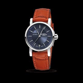 Mühle Glashütte Armbanduhr Teutonia II Medium M1-30-22-LB