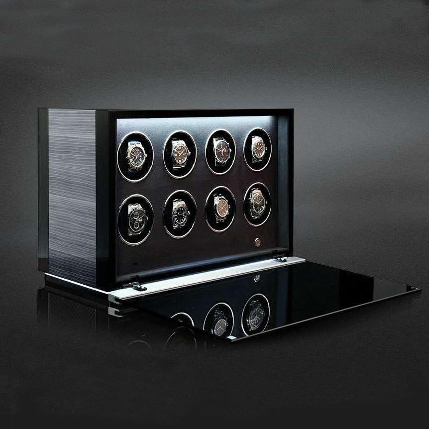 NEU: Uhrenbeweger und -boxen von Designhütte