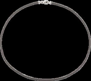 Halskette noor Creative aus Nappaleder
