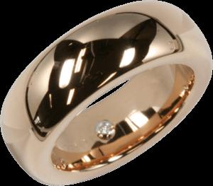 Ring noor Exclusive aus 750 Roségold