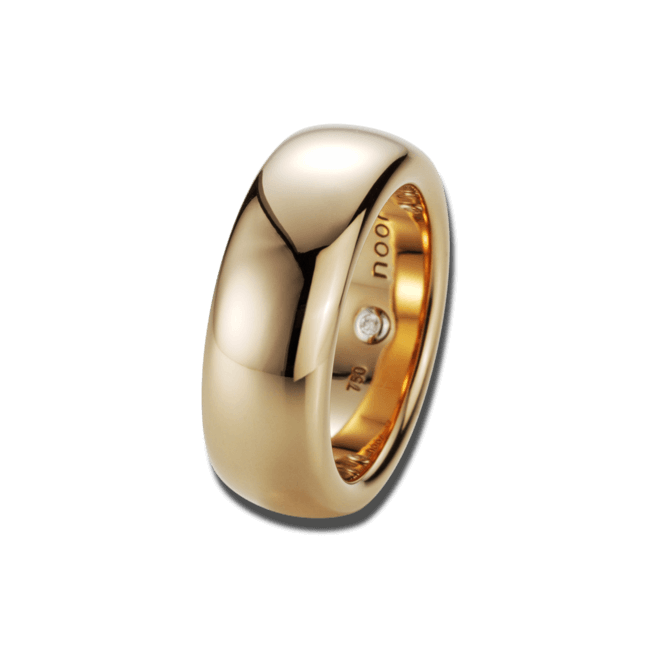 Ring noor Exclusive aus 750 Roségold