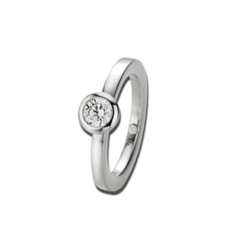 noor Solitairering Exclusive 30284-007-W8