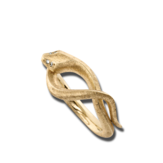 Ole Lynggaard Ring Snakes Ring Small OLA2672-401