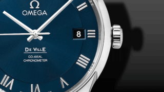 Omega De Ville Co-Axial 41mm