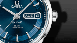 Omega De Ville Hour Vision Co-Axial Annual Calendar 41mm