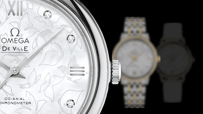 Omega De Ville Prestige Co-Axial 32,7mm