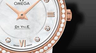 Omega De Ville Prestige Quartz 24,4mm