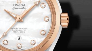 Omega Seamaster Aqua Terra 150M Master Co-Axial 34mm