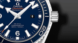 Omega Seamaster Planet Ocean 600M Co-Axial 37,5mm