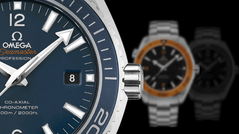 Omega Seamaster Planet Ocean 600M Co-Axial 45,5mm