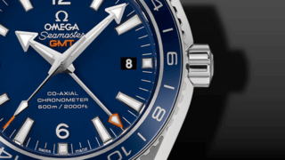 Omega Seamaster Planet Ocean 600M Co-Axial GMT 43,5mm