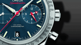 Omega Speedmaster '57 Co-Axial Chronograph 41,5mm