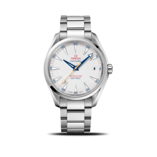 "Omega Herrenuhr Seamaster Aqua Terra ""'Golf"" 150M Master Co-Axial 41,5mm 231.10.42.21.02.004"