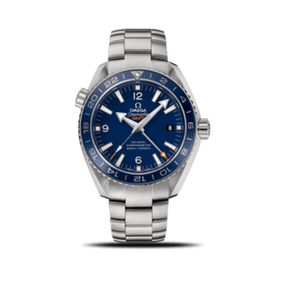 Omega Herrenuhr Seamaster Planet Ocean 600M Co-Axial GMT 43,5mm 232.90.44.22.03.001