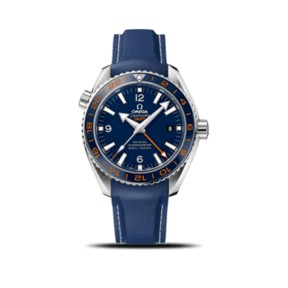 "Omega Herrenuhr Seamaster Planet Ocean 600M ""Good Planet"" Co-Axial GMT 43,5mm 232.32.44.22.03.001"